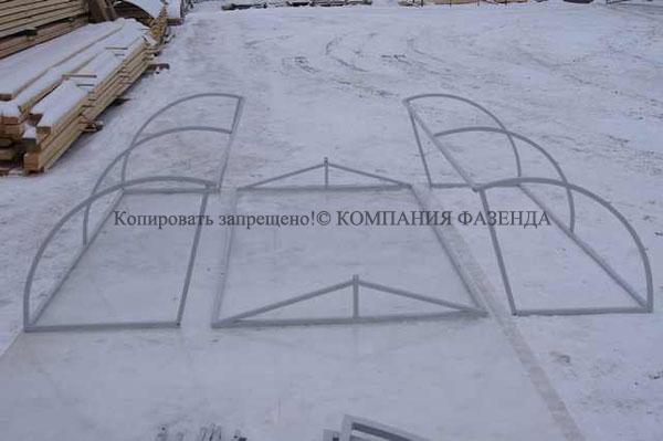 Парник хлебница из поликарбоната своими руками чертежи